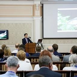 В Краснодаре проходит Международное совещание по осетровым (ISM-2016). Фото пресс-службы краевой администрации