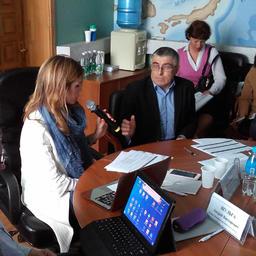В ТИНРО-Центре прошел круглый стол, организованный совместно Общественной палатой и Общероссийским народным фронтом