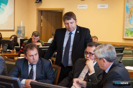 Участники встречи обсудили порядок и основные направления работы совещательно-консультативного органа
