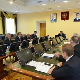 Заседание консультационного совета при Росрыболовстве. Фото пресс-службы ведомства