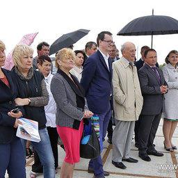 Сквер Рыбацкой славы обновили во Владивостоке. Фото пресс-службы администрации Владивостока
