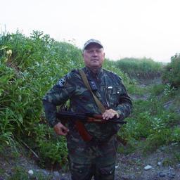 Госинспектор Владивостокского межрайонного отдела рыбоохраны Приморского ТУ Росрыболовства Виктор КАЗИМИРОВ