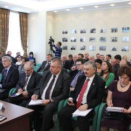 Расширеннее заседание Подкомиссии РСПП по рыбному хозяйству и аквакультуре