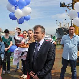 Генеральный директор ООО «Антей» Андрей ПОЛОМАРЬ