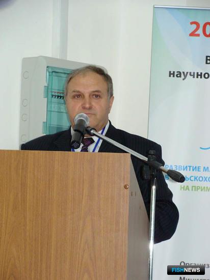 Михаил БУГАКОВ, генеральный директор ЗАО «Липецкрыбхоз»