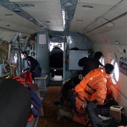 Поисковая операция. Фото пресс-службы ГУ МЧС по Приморскому краю