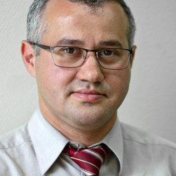 Зам. начальника ФГУ «ЦСМС» Борис КРИЧЕВЕЦ