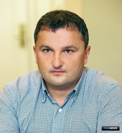 Генеральный директор компании «Южморрыбфлот» Александр ЕФРЕМОВ