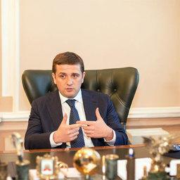 Заместитель министра сельского хозяйства - руководитель Росрыболовства Илья ШЕСТАКОВ