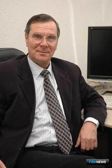 Директор Приморской Производственно-акклиматизационной станции Приморрыбвода (ППАС) Сергей ПАВЛОВ