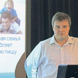 Юрий АЛАШЕЕВ, председатель Союза переработчиков морепродуктов