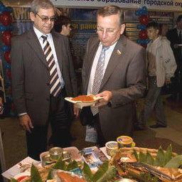 «Рыбная индустрия» взяла старт на Сахалине