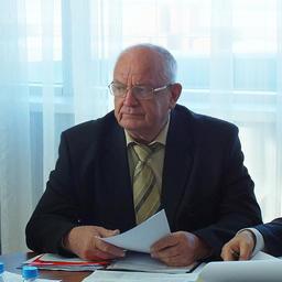 Руководитель рабочей группы, врио вице-губернатора Валентин ДУБИНИН