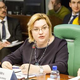 Начальник отдела по рыбному хозяйству министерства АПК и торговли Архангельской области Анна ОСИНИНА