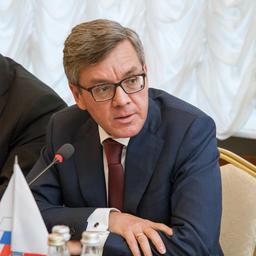 Председатель Комиссии РСПП по рыбному хозяйству и аквакультуре Герман ЗВЕРЕВ