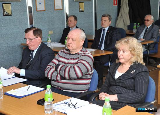 Участники совещания обсудили вопросы функционирования отрасли в Приморском крае