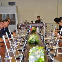 Вопросы сотрудничества в рыбной отрасли представители компетентных ведомств России и Южной Кореи обсудили на встрече в рамках ВЭФ