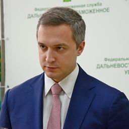 Заместитель руководителя ФТС России Тимур МАКСИМОВ. Фото пресс-службы Владивостокской таможни