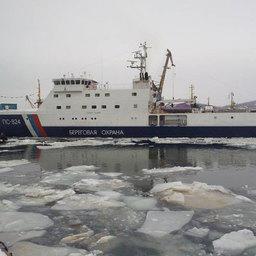 Ливадийский РСЗ успешно отремонтировал пограничное судно