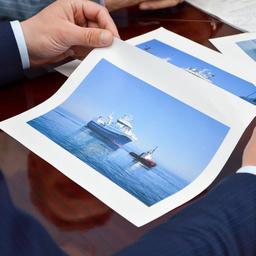 Рыболовецкий флот Ненецкого автономного округа пополнится новым траулером. Фото пресс-службы администрации региона