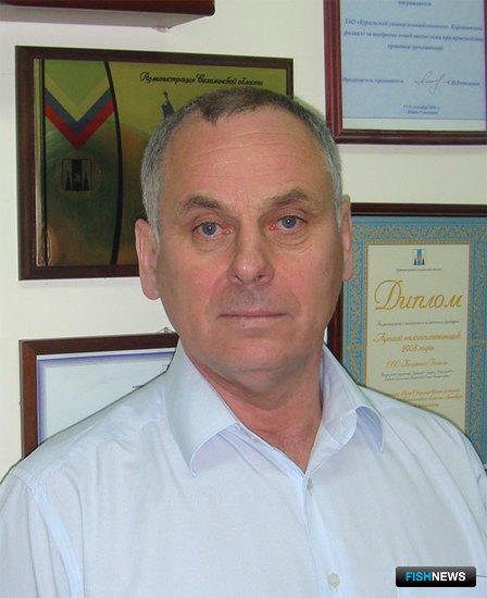 Президент НКО Ассоциация рыбопромышленников Сахалина Александр ПОПОВ