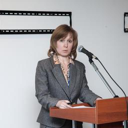 Представитель «НВЦ Агроветзащита» Маргарита ГОНЧАРОВА