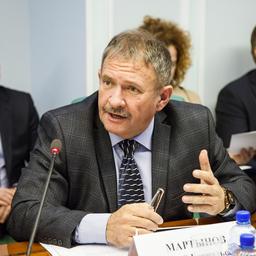 Президент Ассоциации рыбохозяйственный предприятий Приморья (АРПП) Георгий МАРТЫНОВ