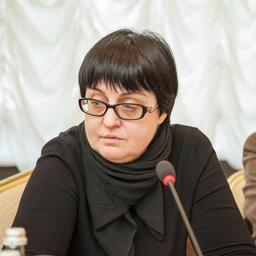 Завотделом природоресурсного законодательства ИЗиСП Елена ГАЛИНОВСКАЯ