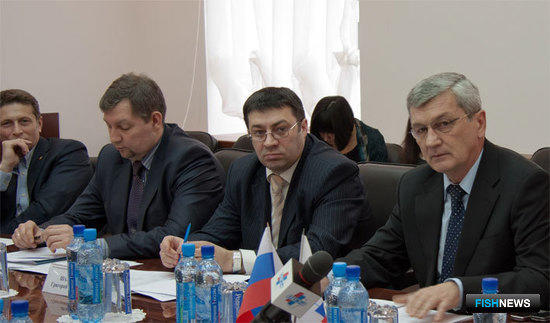 Сергей ПОДОЛЯН, Владимир МАЗАНОВ, Григорий ШАЛЯПИН и Сергей ТИМОШЕНКО