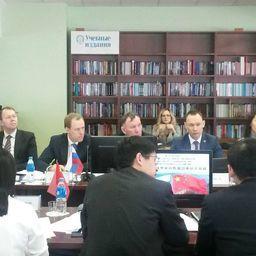 Во Владивостоке открылась 26-я сессия Смешанной российско-китайской комиссии по сотрудничеству в области рыбного хозяйства