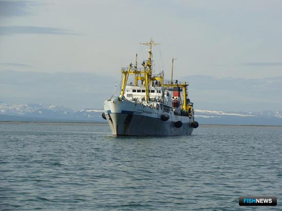 Работа в новых условиях поставила перед рыбаками новые вопросы