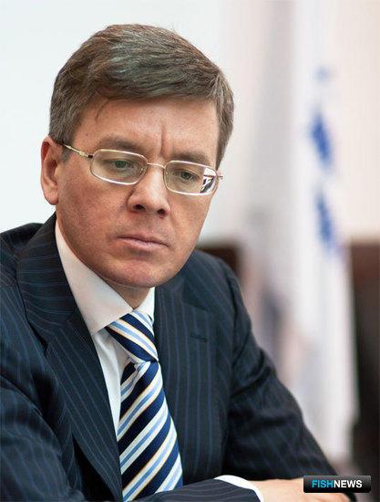 Председатель Подкомиссии Российского союза промышленников и предпринимателей по рыбохозяйственному комплексу и аквакультуре Герман ЗВЕРЕВ