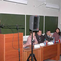 Ярмарка вакансий «День карьеры-2007». Дальрыбвтуз, Владивосток, ноябрь 2006 г.