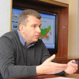 Начальник колледжа Евгений ДУБОВИК