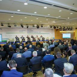 Форум «Пищевое машиностроение-2017» стал самым масштабным мероприятием для отрасли за последние годы. Фото пресс-службы «Экспоцентра»