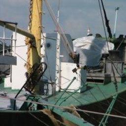 Первое рыболовное судно КМРП отправилось в музей