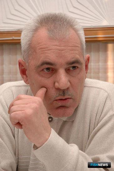 Директор ООО «Рыбозавод Большекаменский» Сергей ПОЛУЭКТОВ