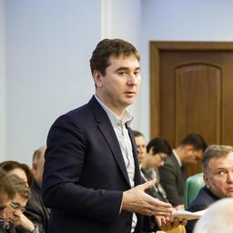 Глава Ассоциации рыбопромышленных предприятий Сахалинской области Максим КОЗЛОВ