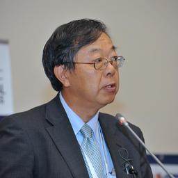 Представитель Японской ассоциации судостроителей и судового оборудования Нобуру АНДО