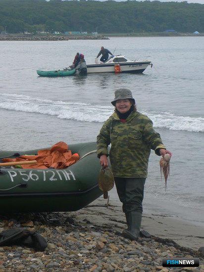 Трофеи спортивного рыболовства