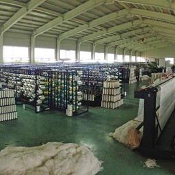Тавричанская сетевязальная фабрика внедряет новейшие технологии по выпуску делей