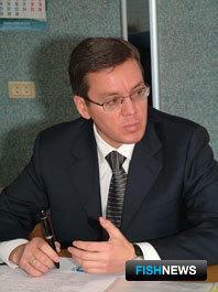 Исполнительный директор ассоциации Герман Зверев