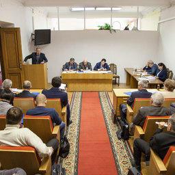 В Москве прошло заседание правления Ассоциации «Росрыбхоз»
