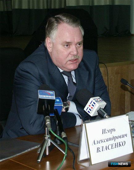 Игорь ВЛАСЕНКО, начальник ДВТУ