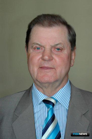Владимир РОМАНОВ, генеральный директор ОАО «Гипрорыбфлот», канд. техн. наук, профессор
