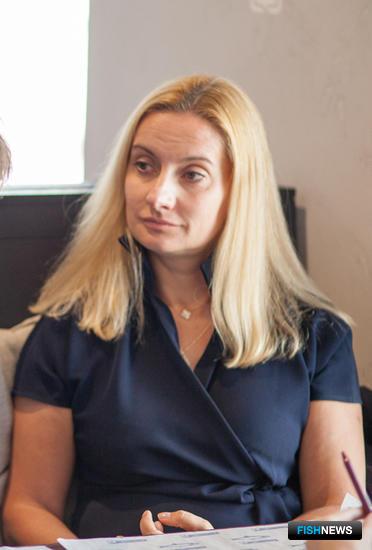 Руководитель «СК-сервис», компании-оператора «Моремании», Оксана ИЛЬИНА