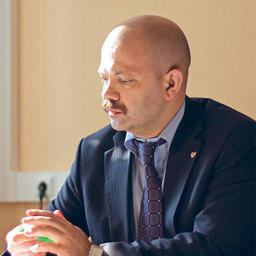 Начальник Управления аквакультуры Федерального агентства по рыболовству Сергей МАКСИМОВ