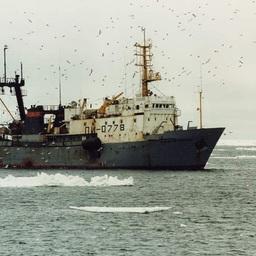 Китай присоединился к дискуссии по арктическому рыболовству