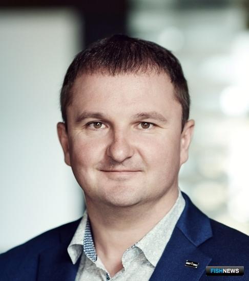 Управляющий ГК «Доброфлот» Александр ЕФРЕМОВ