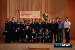Вручение дипломов выпускникам ММРК
